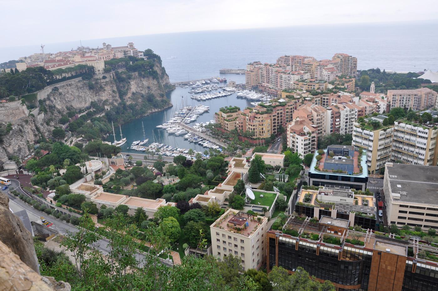 (Deutsch) Der Exotische Garten und die Grotte de l'Observatoire Monaco
