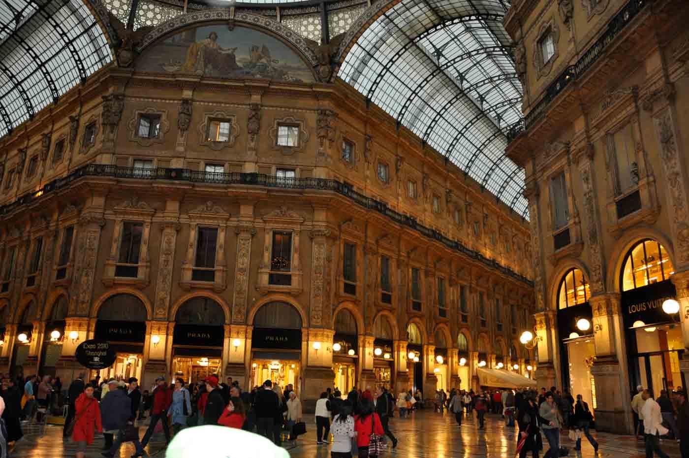 (Deutsch) Galleria Vittorio Emanuele II