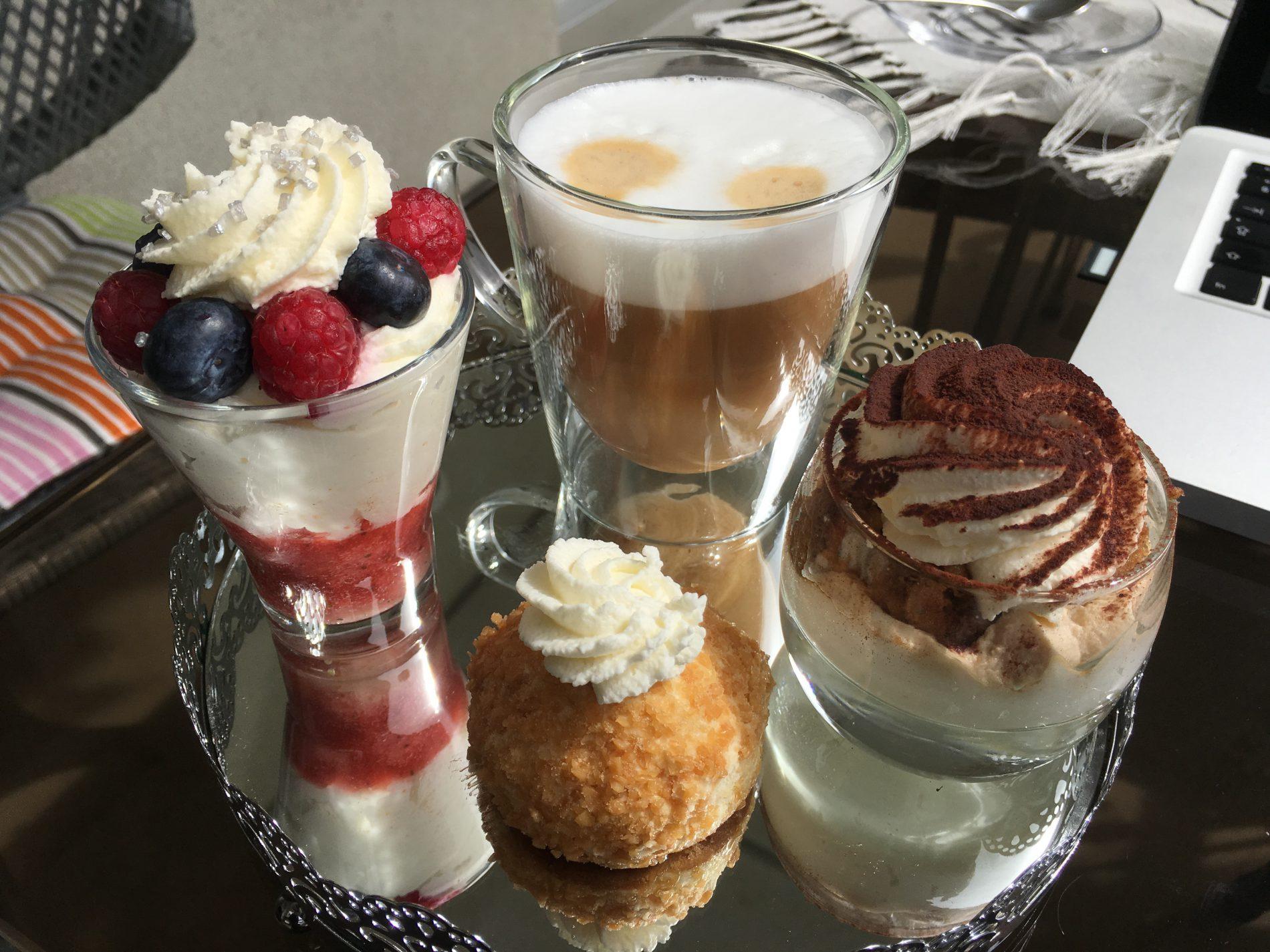 (Deutsch) Meine Desserts und Ich