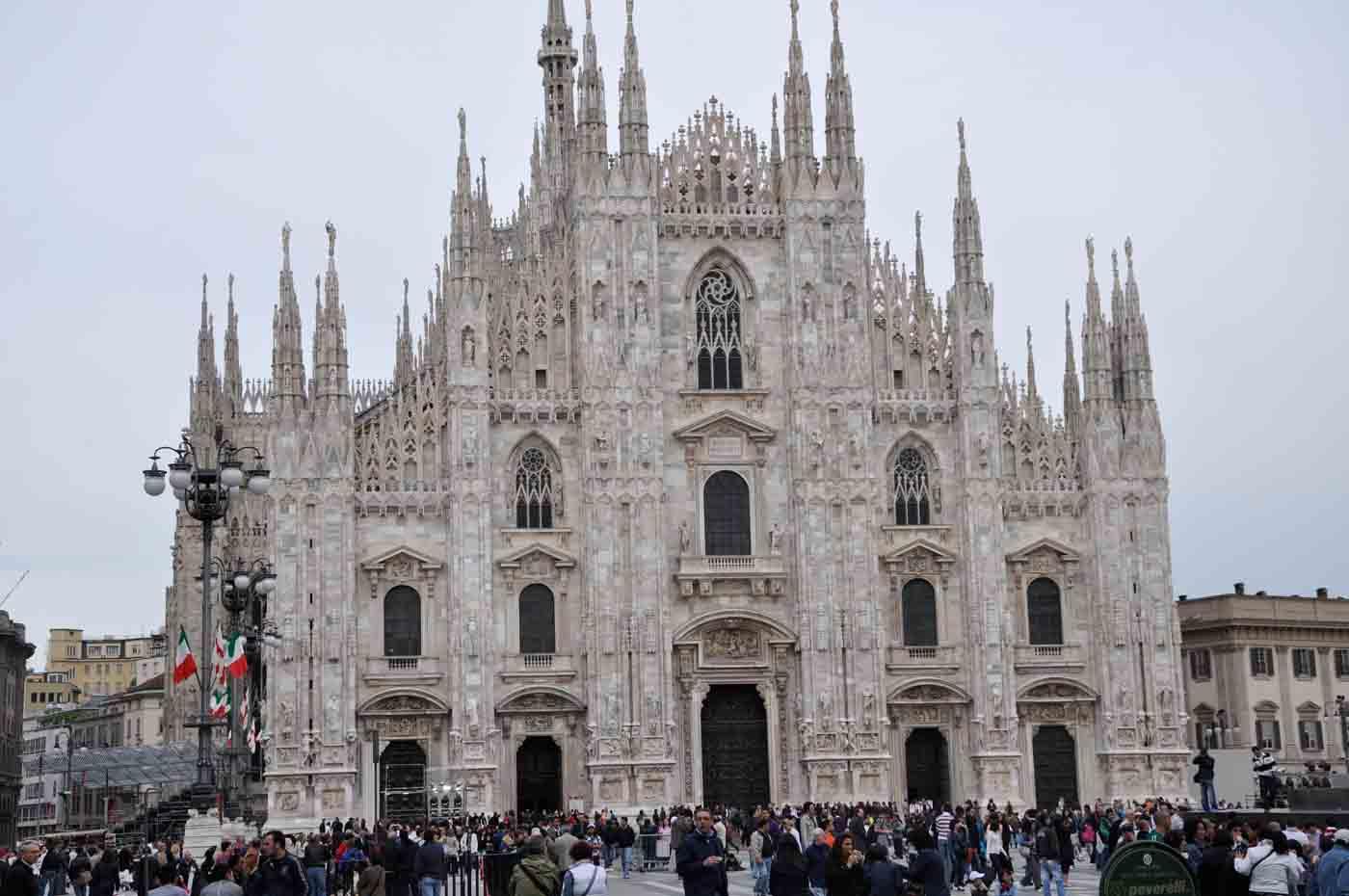 (Deutsch) Mailand