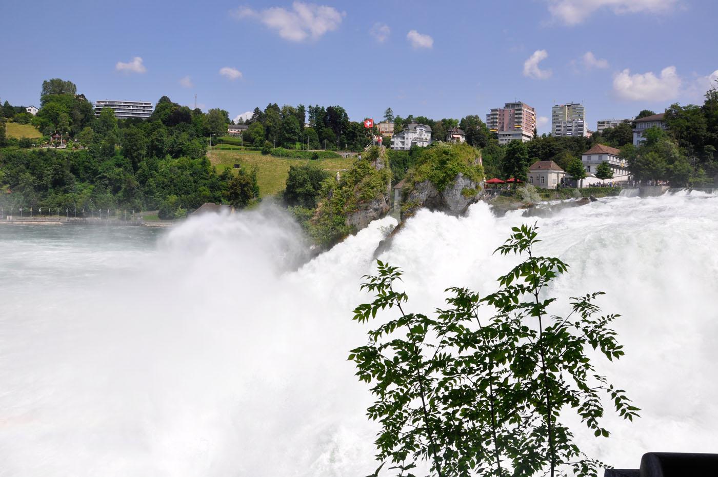 Ausflug Rheinfall