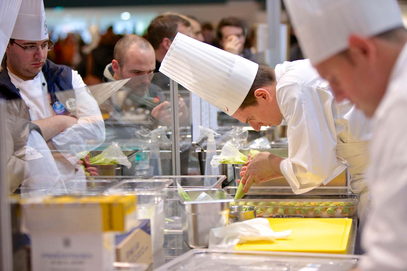 (Deutsch) Salon Culinaire Mondial