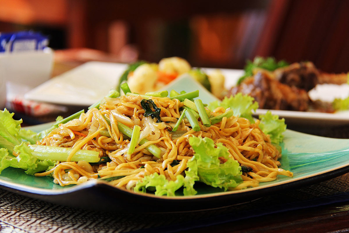 Yummy Noodle Salad