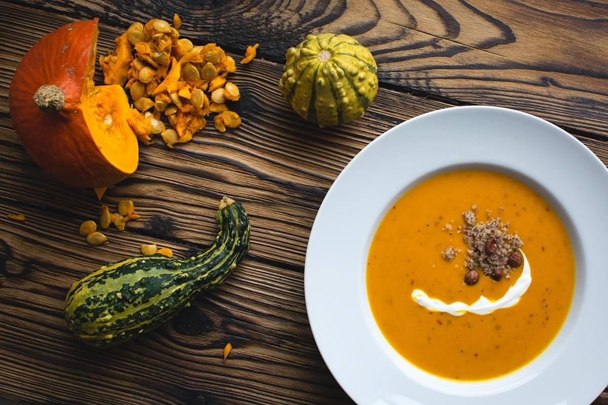 Rustic Pumpkin Soups