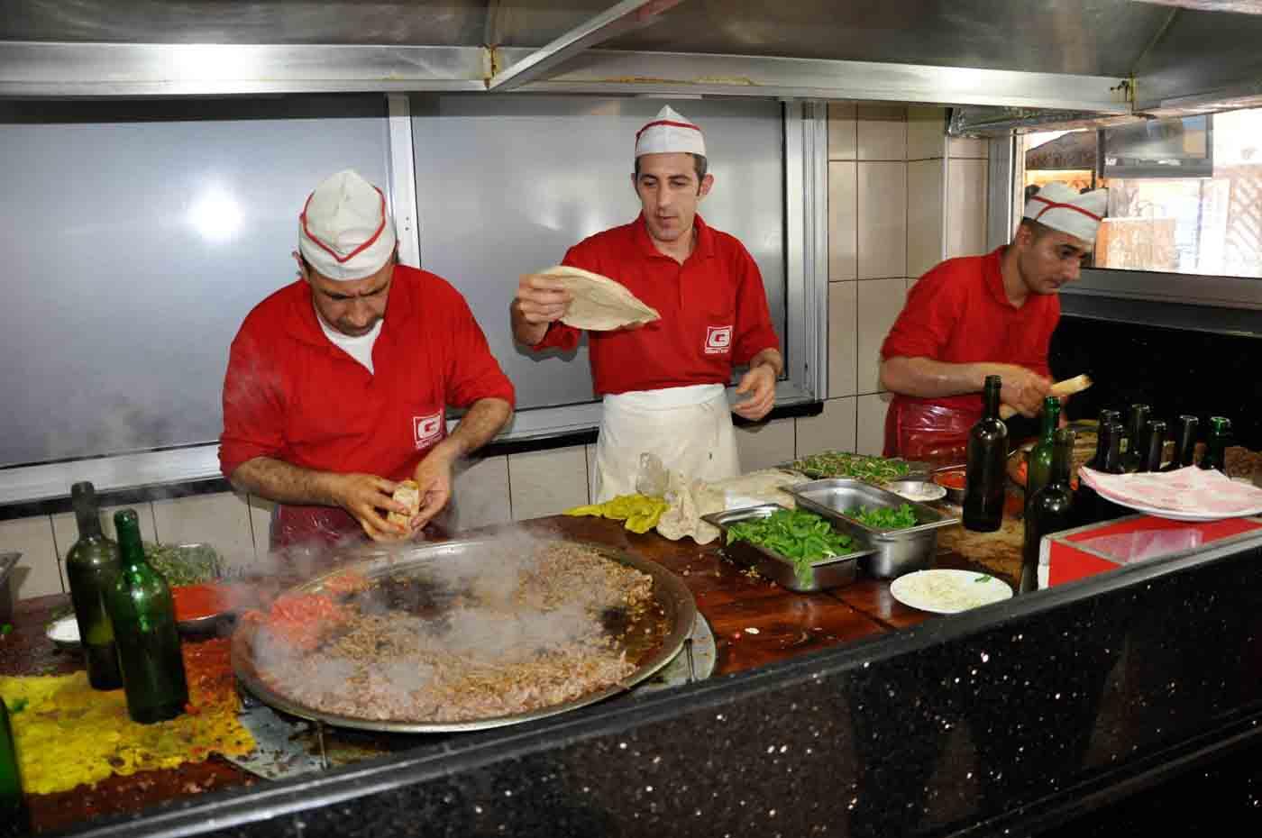 Tantuni Kebab