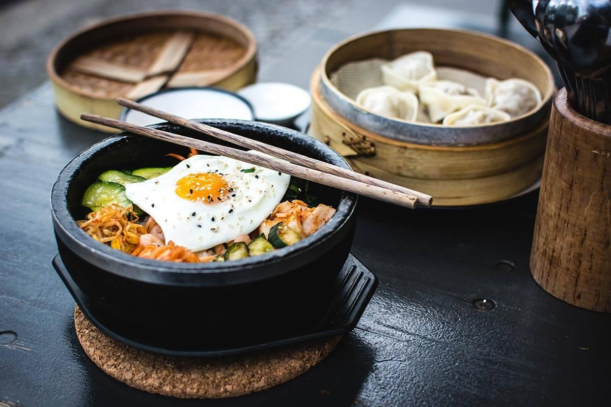 Korean Yam Yam